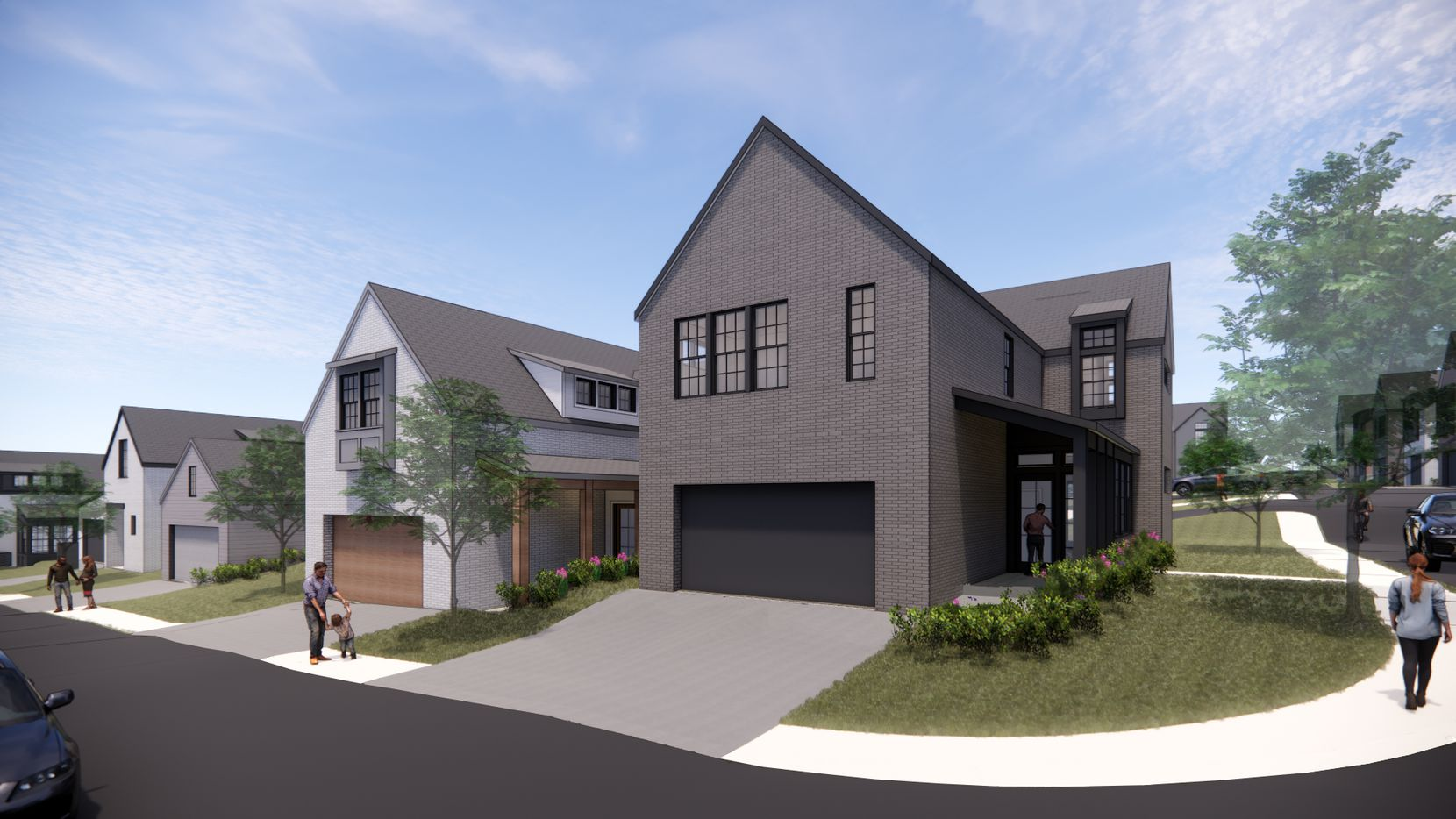 Austin homebuilder starting two Dallas-area projects