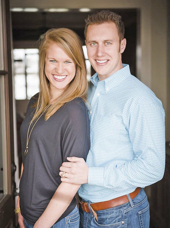 """Thomas McNutt, with fiancee Julie Martin, lost a close race to Rep. Byron Cook in the March Republican primary. His spokesman called the election irregularities """"substantial."""""""