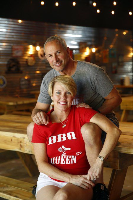 Cattleack Barbeque owners Todd and Misty David became barbecue restaurant owners fairly recently: in 2013. (Tom Fox/Staff Photographer)