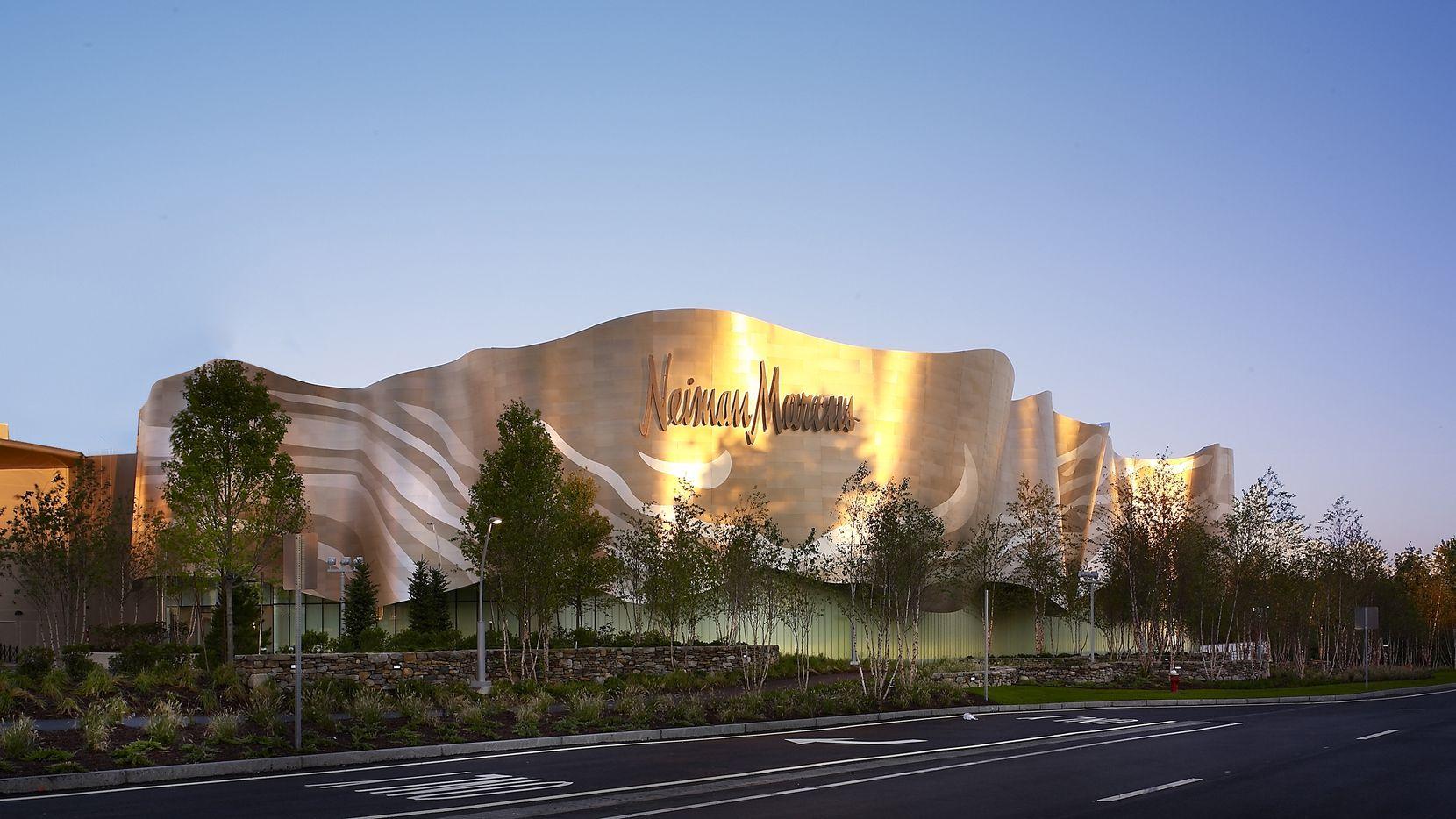 Neiman Marcus store in Natick, Mass., opened in 2007.