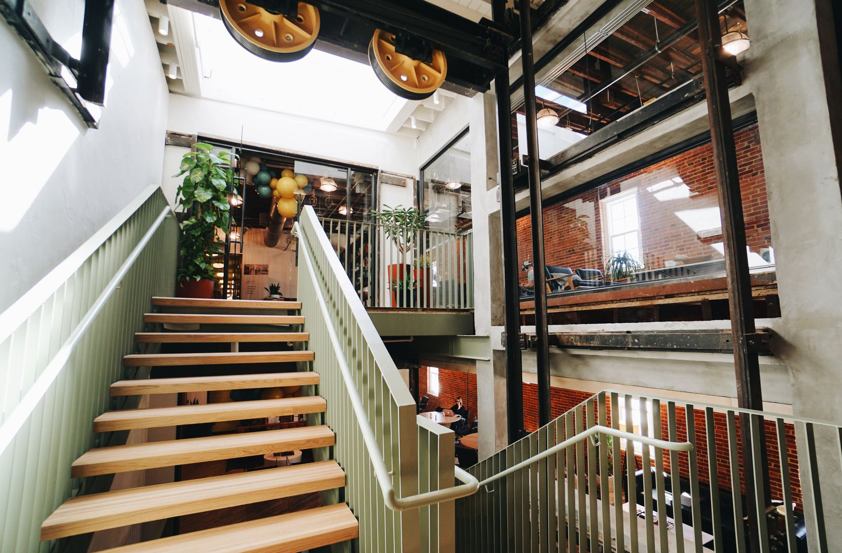 Dallas-based flexible office provider Common Desk will have a new location in the Continental Gin building.