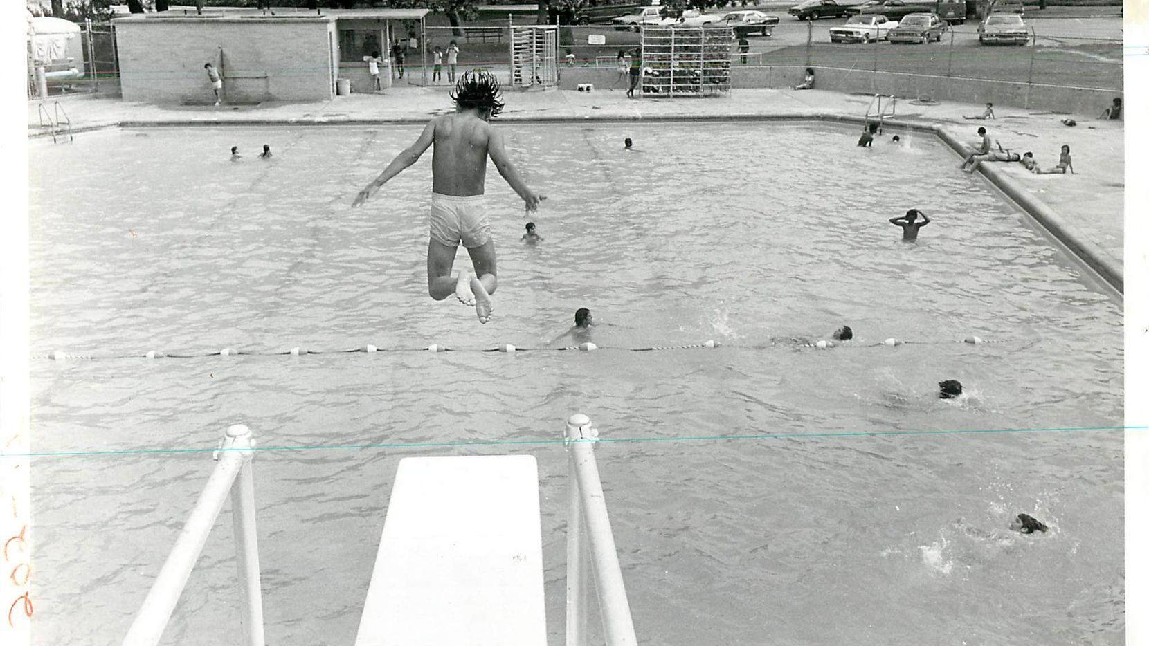 May 20, 1979, at Kidd Springs Park.