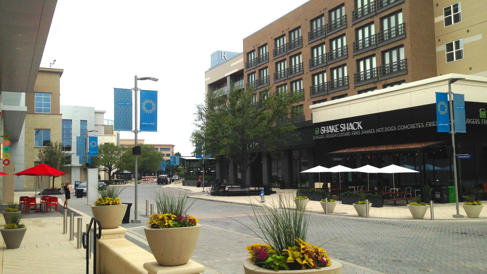 Legacy West Urban Village which kicked off construction in early 2014 opens this weekend.