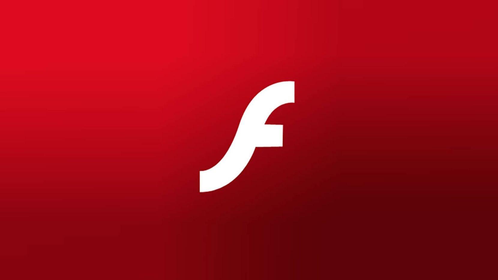 Adobe Flash is dead.