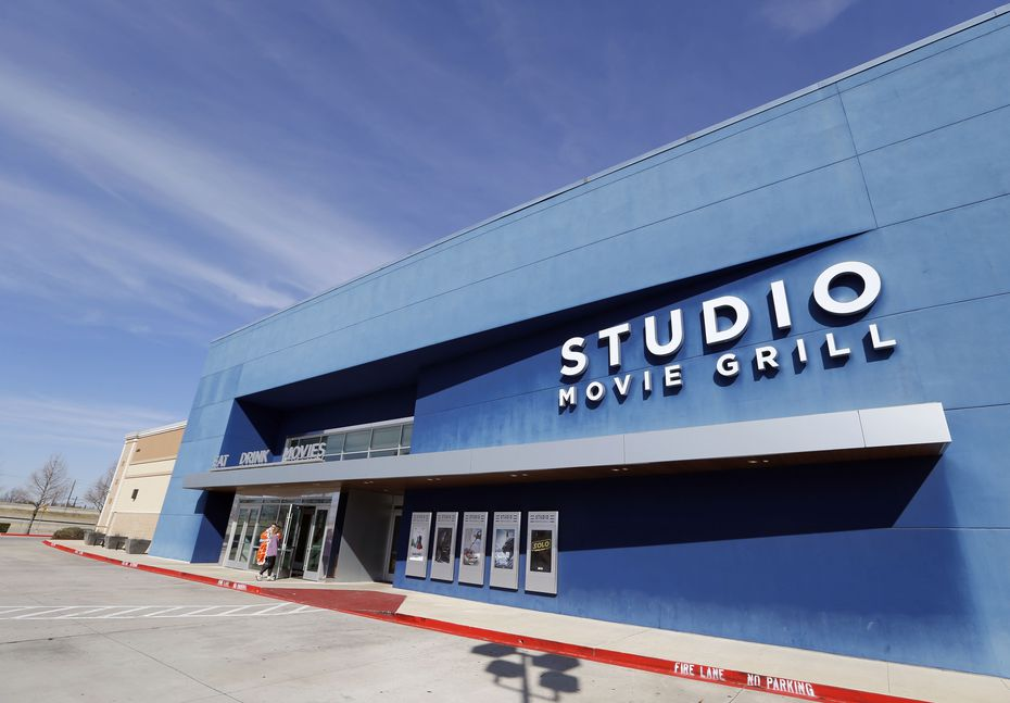 This 2018 file photo shows the Studio Movie Grill in The Colony, which has reopened.