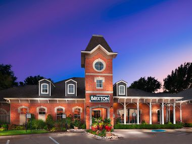 The Brixton Apartments on Dallas Parkway was one of five properties purchased by S2 Capital.