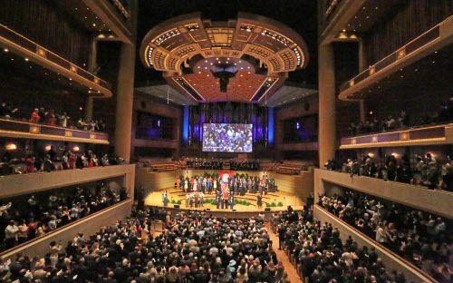 Morton H. Meyerson Symphony Center. DMN