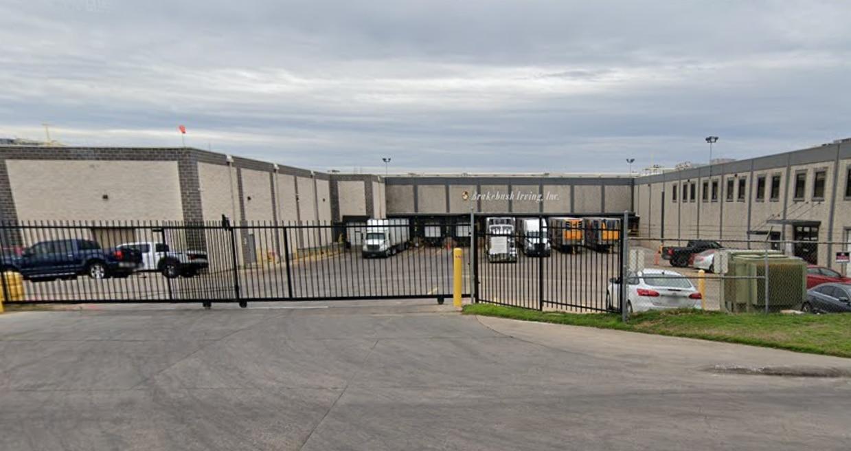 La planta de Brakebush Bros. en el 2230 E Union Bower Rd., de Irving.