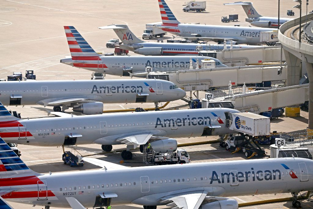 American Airlines and its regional affiliates account for about 84 percent of passenger traffic at DFW Airport, but fares have come down at the facility because of increased competition from Southwest, Spirit and others.