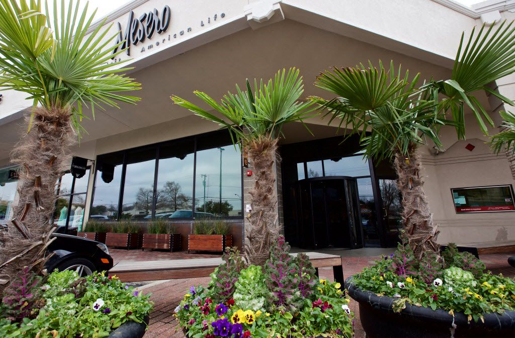 Mesero on Lovers Lane is but one of four restaurants by the same name in Dallas-Fort Worth. Two more are opening soon, in Victory Park and Preston Hollow.
