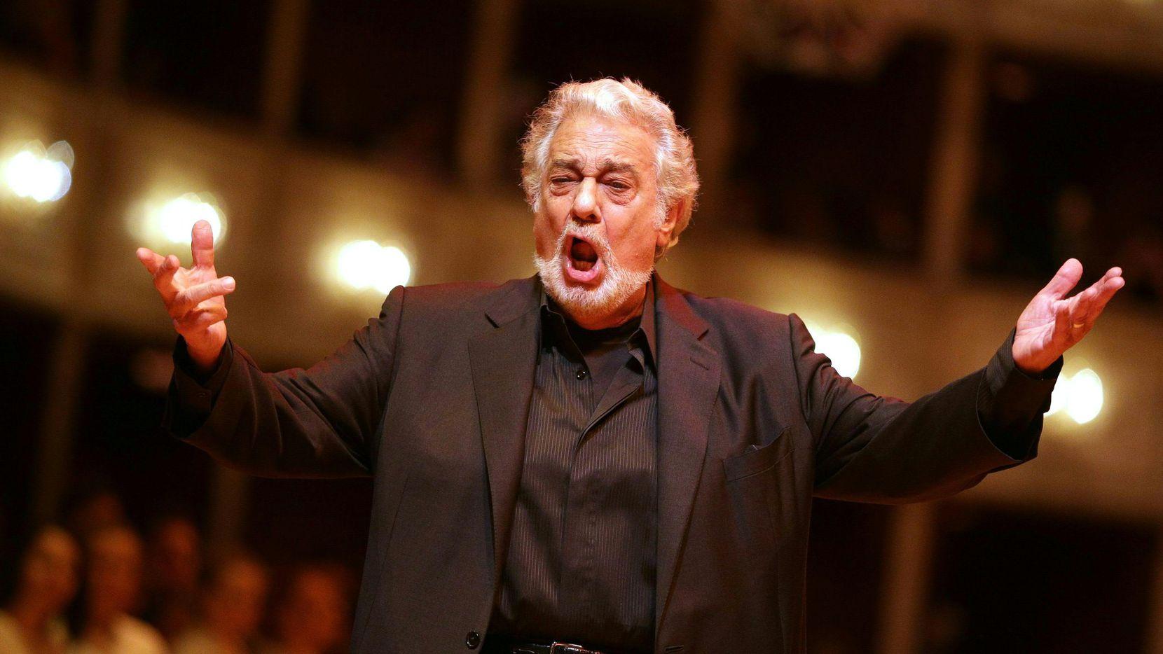 El español Placido Domingo será asesor de la FW Opera. (AFP/Getty Images/GEORG HOCHMUTH)