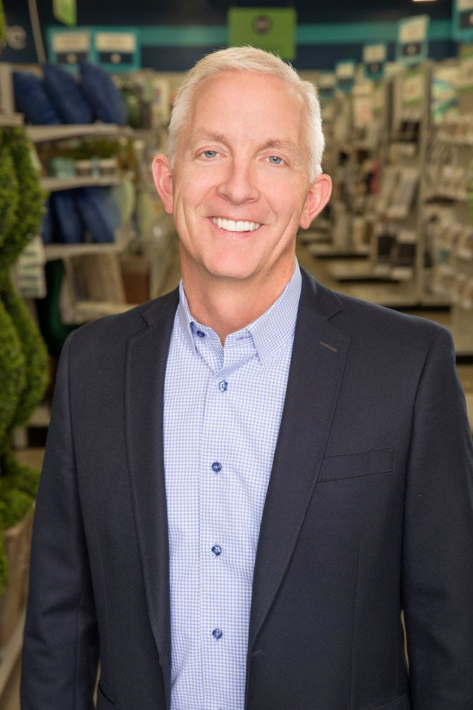 Lee Bird, CEO of At Home Group Inc.