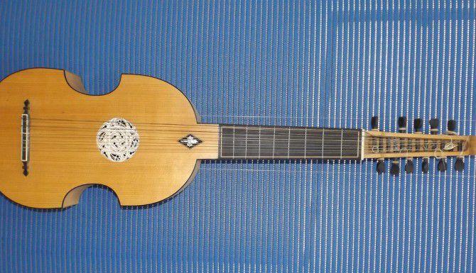 Las guitarras serán traídas de Paracho, considerada la capital de la guitarra en México. (CORTESÍA/STRATEGIC EVENTS)
