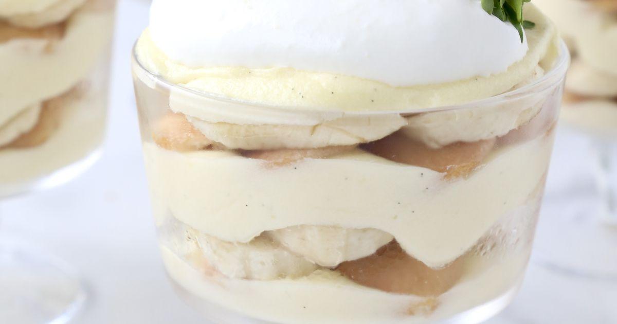 Nostalgic recipe: Old-Fashioned Homemade Banana Pudding