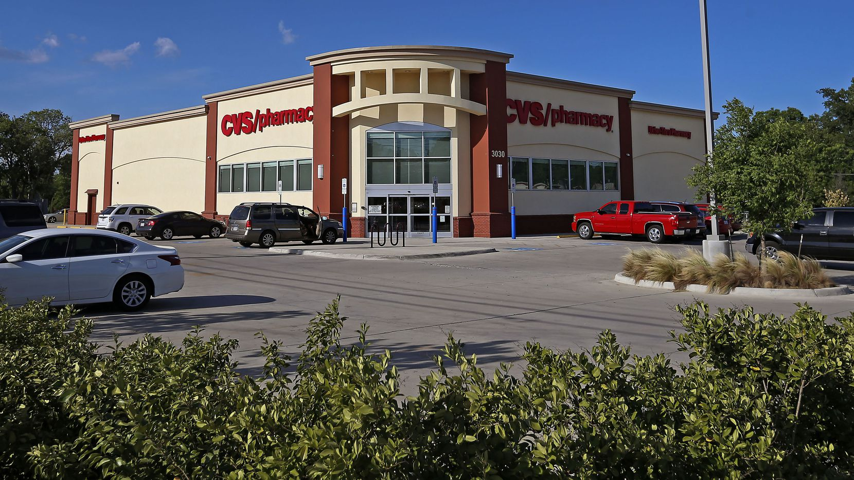 The CVS store located at 3030 Sylvan Avenue in Dallas, Wednesday, June 13, 2018