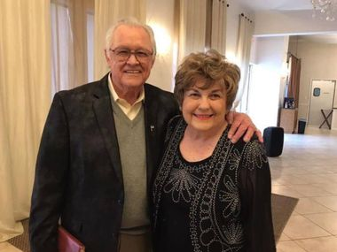 Charles and Shirley Dunn died within hours of one another at Texas Health Harris Methodist Hospital in Fort Worth after entering the hospital with COVID-like symptoms.