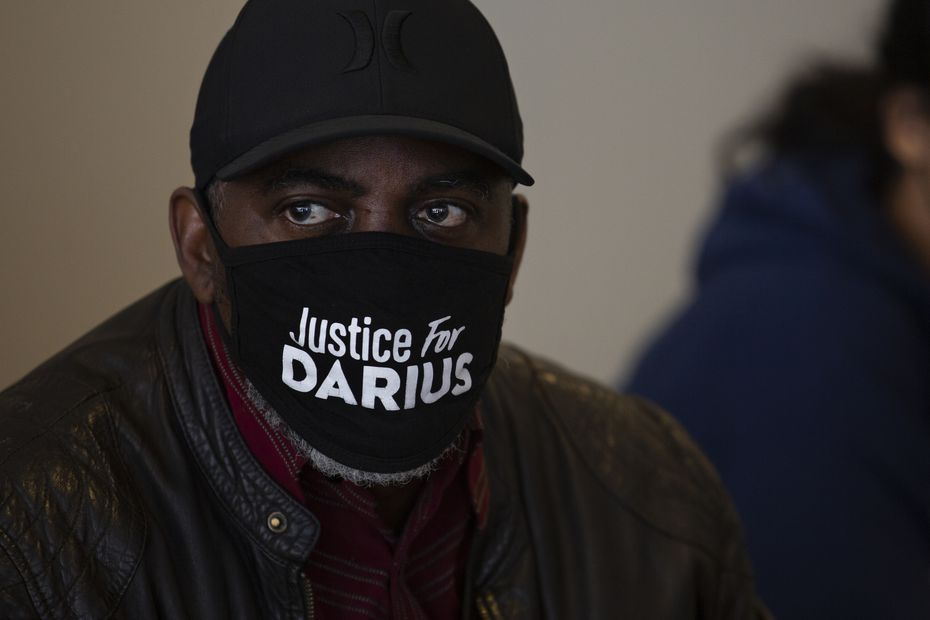 Kevin Tarver, the father of Darius Tarver, has called for justice for his son.