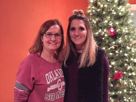 Molly Jane Matheson (right) was raped and murdered in 2017, motivating her mother Tracy (left) to create Project Beloved, a nonprofit designed to help sexual assault survivors.