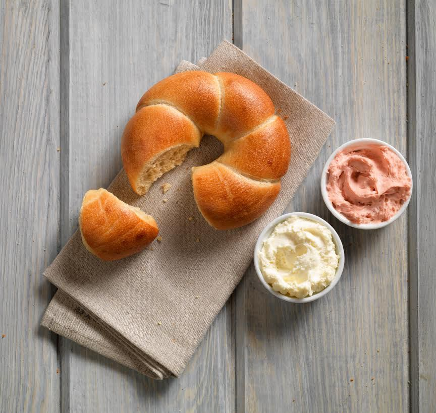 If you're thinking 'this bagel doesn't look like a doughnut,' you're right.