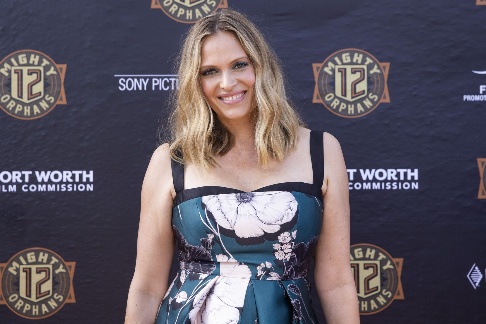 Vinessa Shaw attends the premiere of
