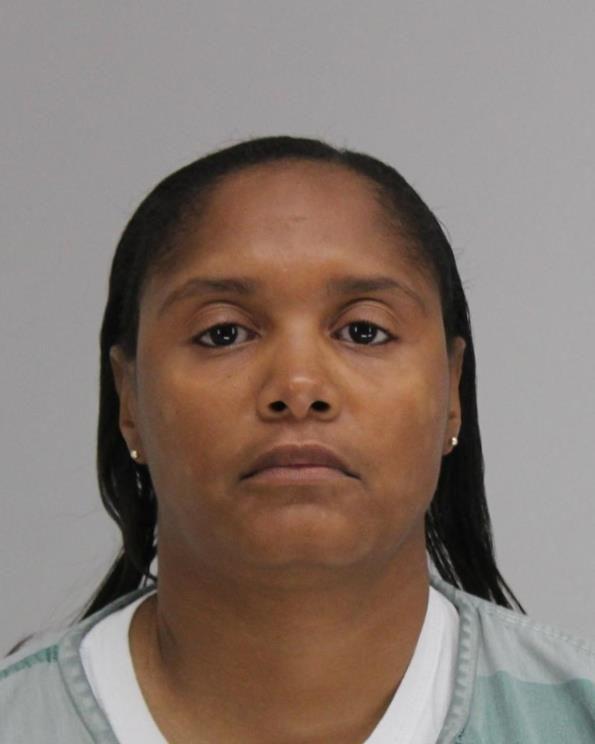Latasha Moore (Dallas County Jail)