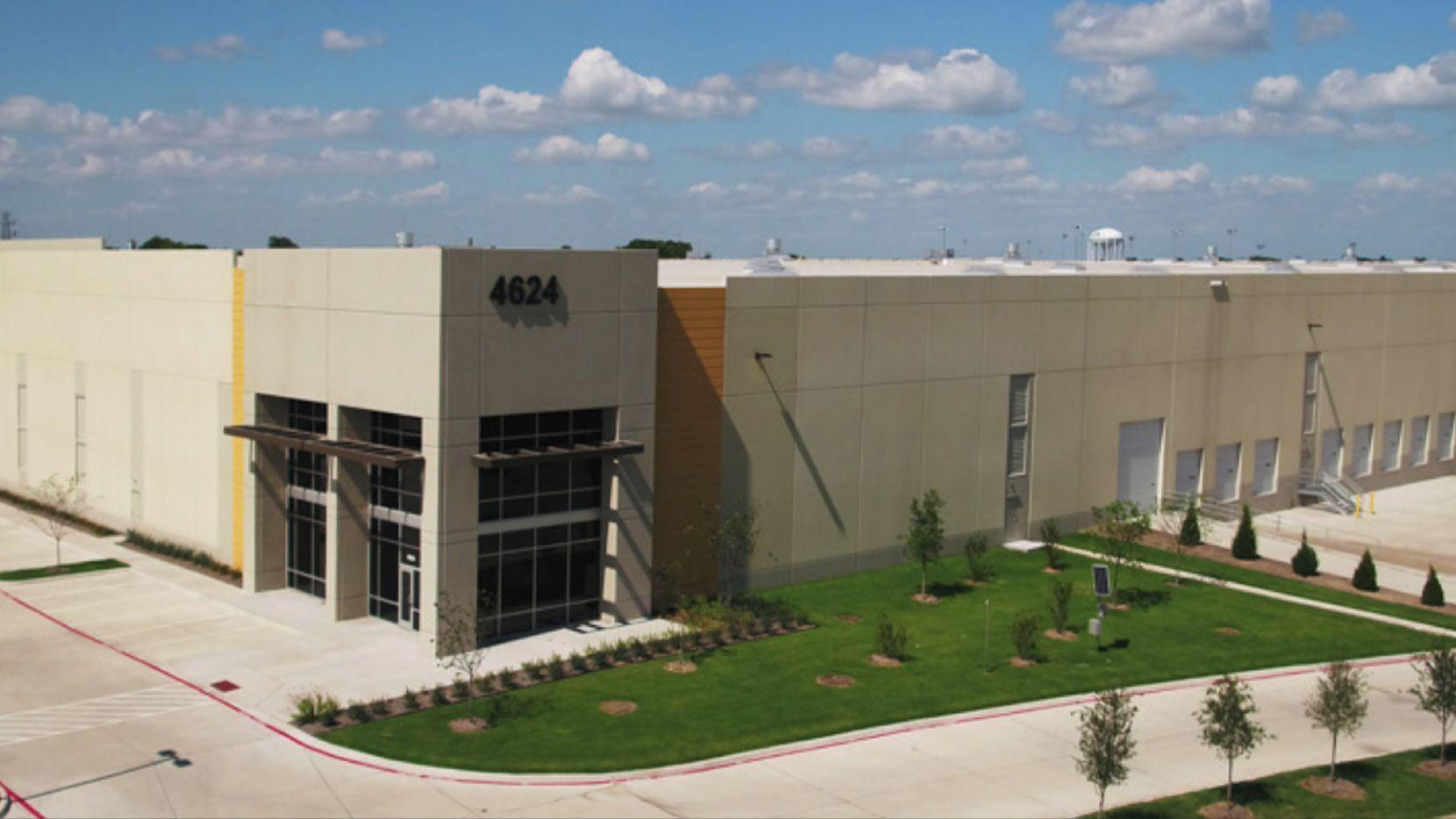 The developer recently built the Exeter Buckner business park is in Far East Dallas.