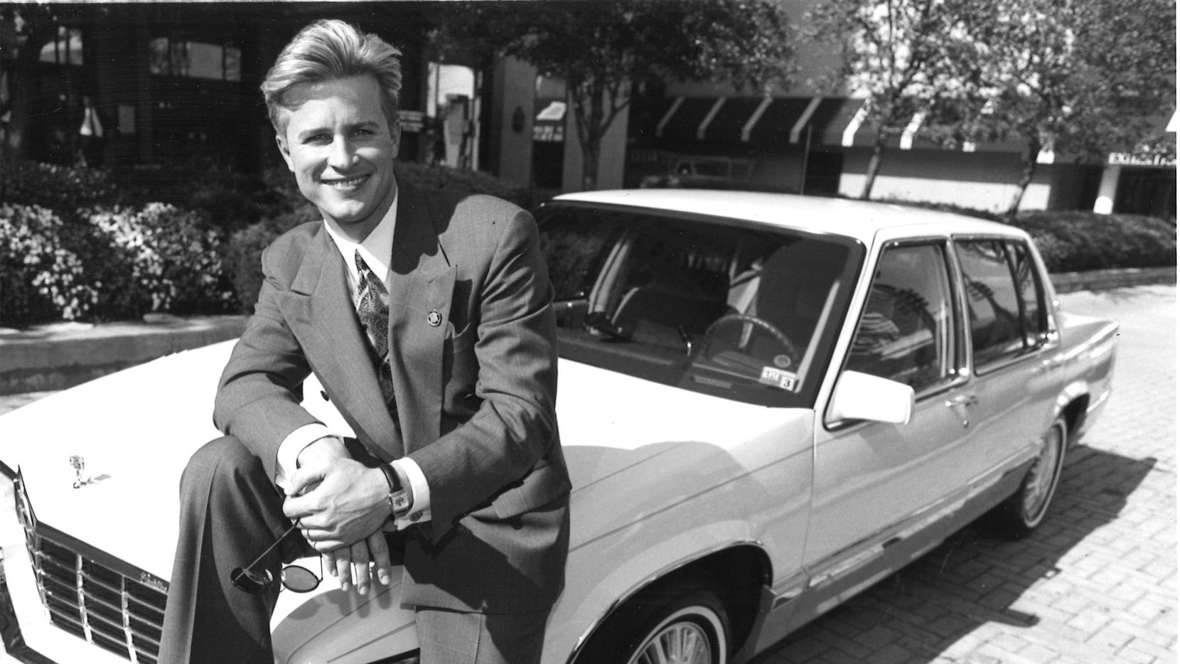 Flashback Meet The First Man Who Earned A Mary Kay Pink Cadillac