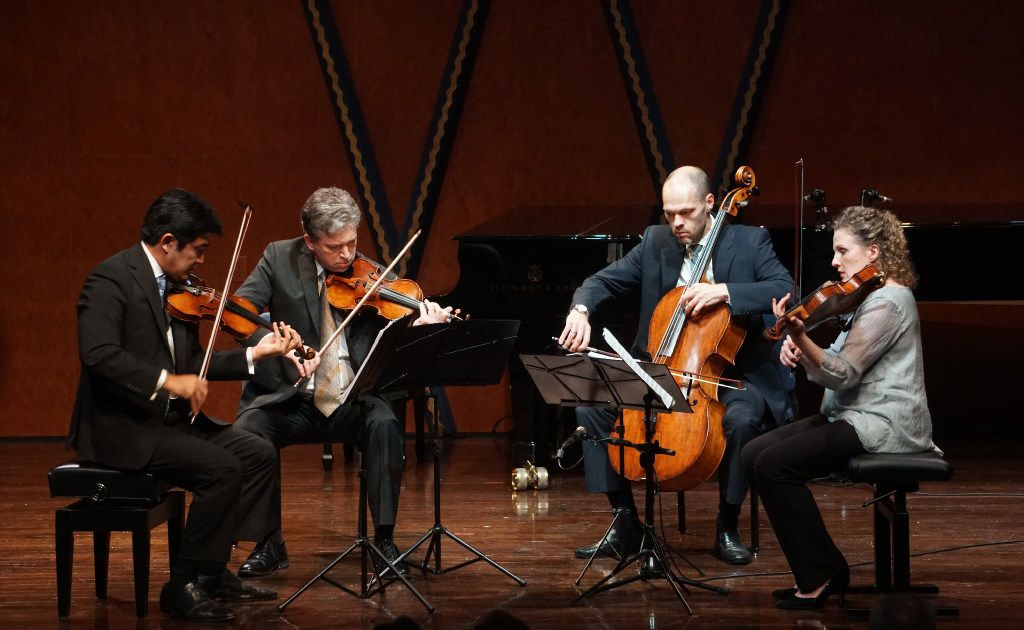 The Mimir Chamber Music Festival goes virtual