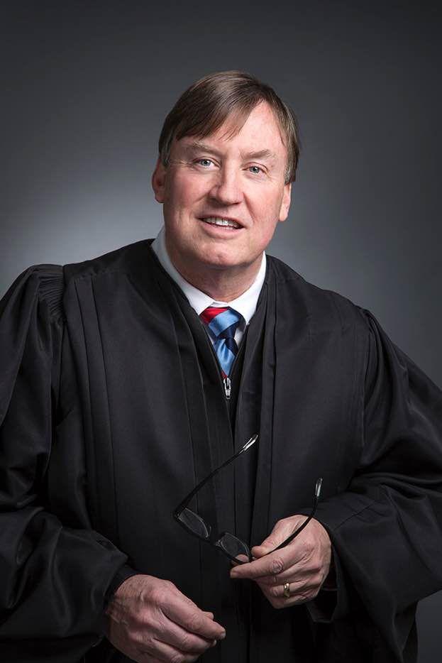 Texas' 5th District Court of Appeals Justice David Bridges.