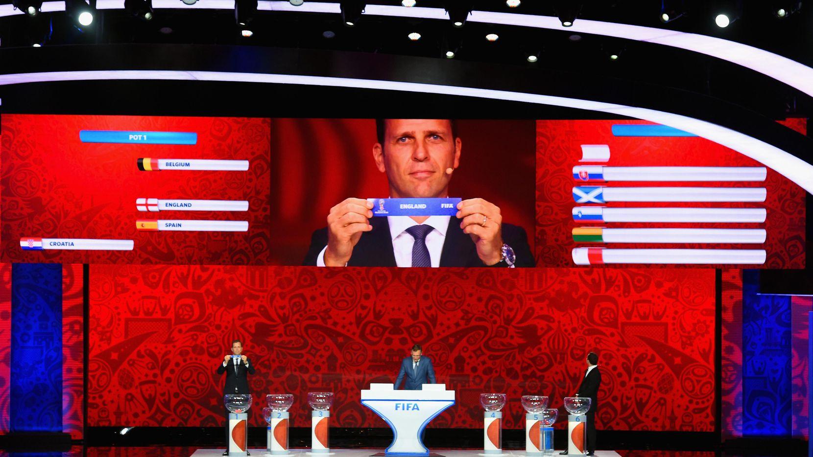 El sorteo del Mundial de Rusia se llevará a cabo el viernes 1 de diciembre desde las 9 a.m. en Moscú. (Getty Images/Shaun Botterill)