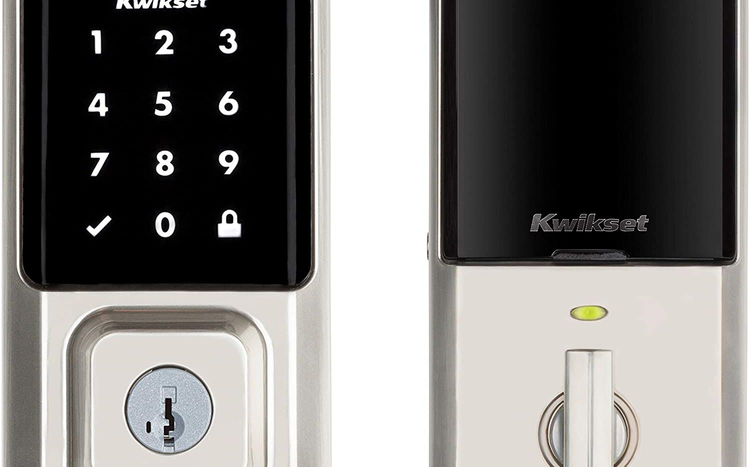 The Kwikset Halo Wi-Fi Smart Lock