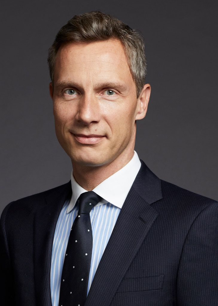 Geoffroy van Raemdonck became CEO of Neiman Marcus in February 2018.