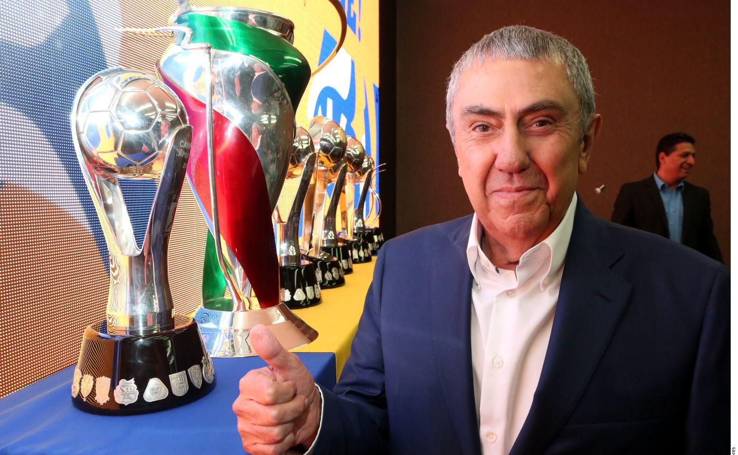 Tigres Anunció El Retiro De La Presidencia Del Equipo De Alejandro Rodríguez