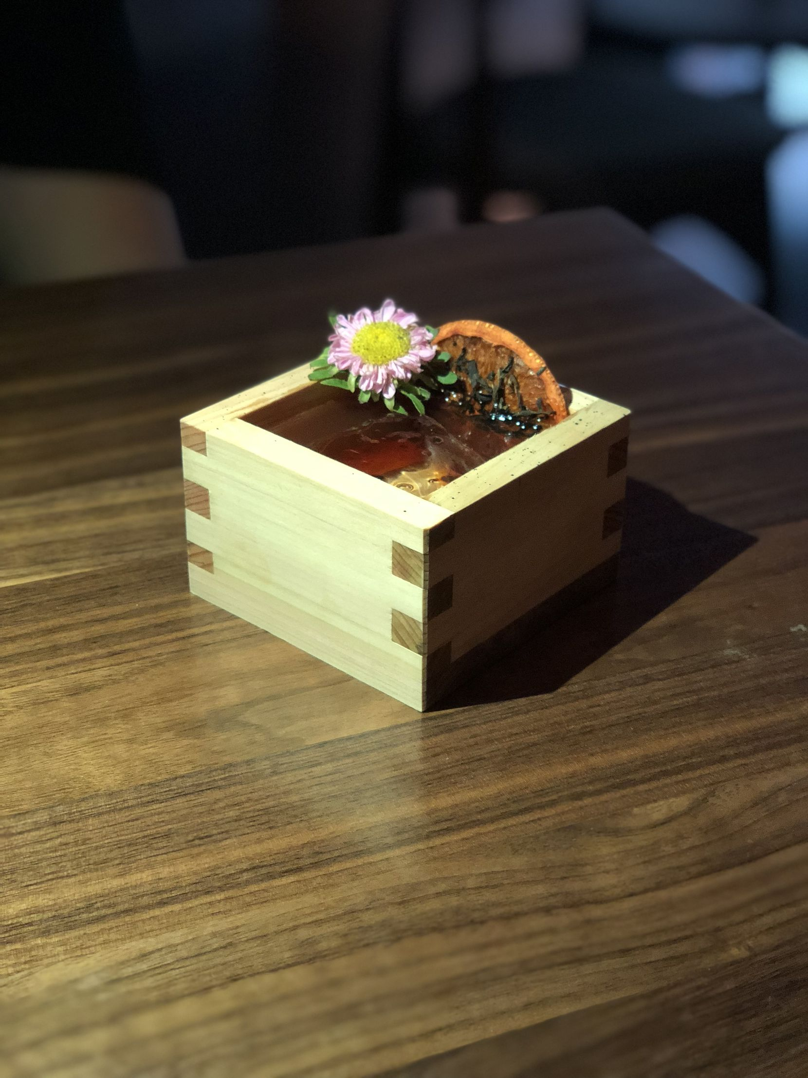 The Tigers Eye cocktail