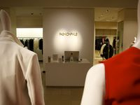 The Fashionphile shop inside Neiman Marcus at NorthPark Center.