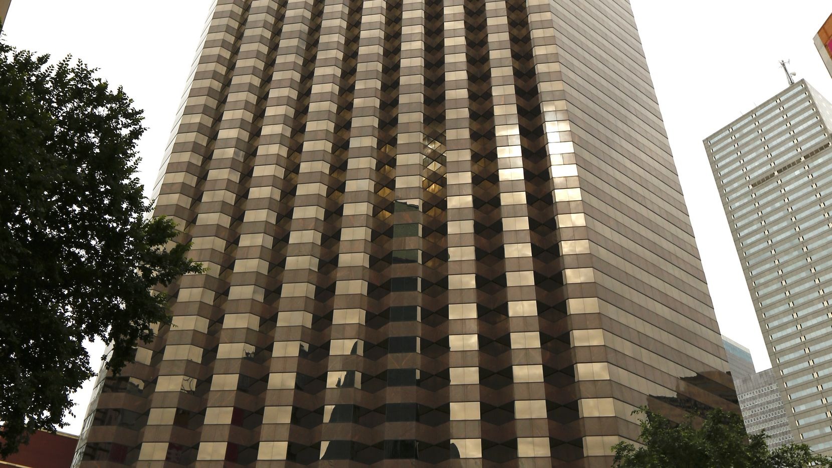 Acrosa Inc is moving its headquarters to Ross Tower in downtown Dallas.