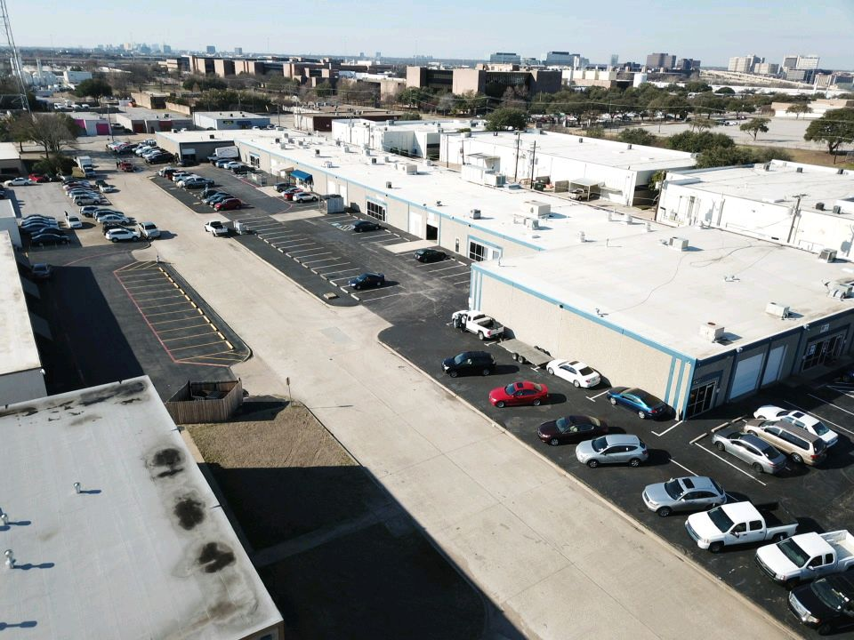 Investors purchased a warehouse building at 13335 Floyd Circle.