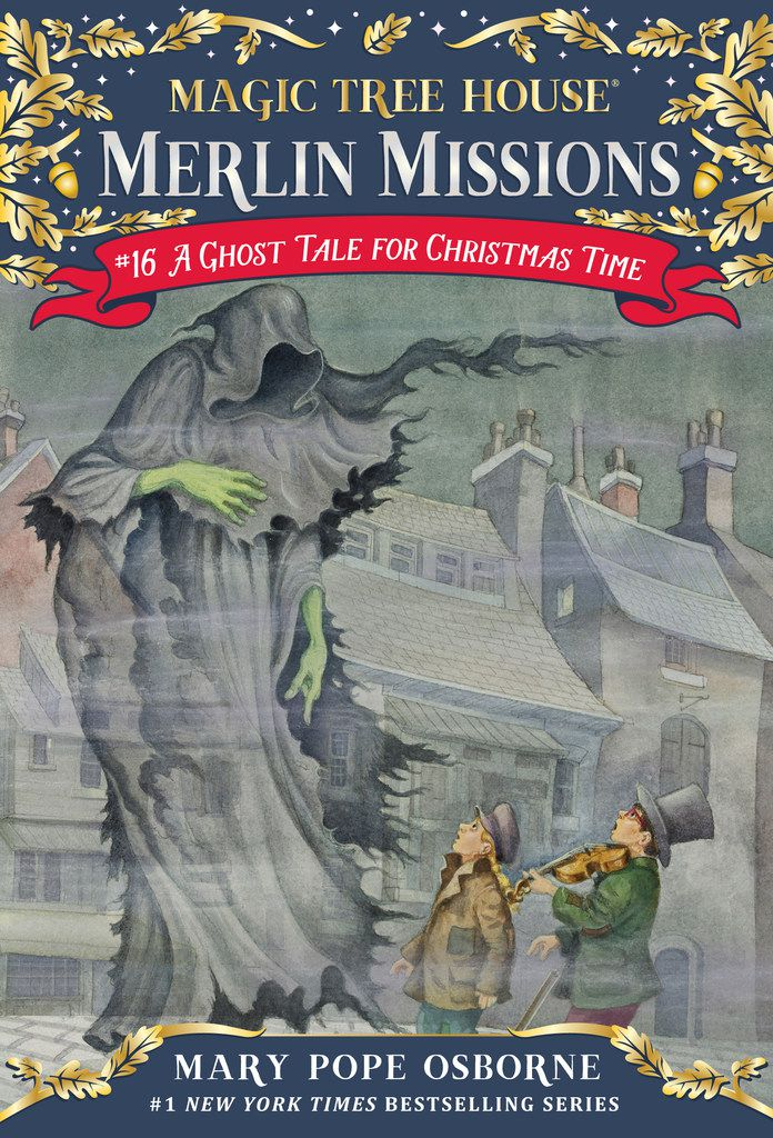 Magic Tree House Merlin Missions #16