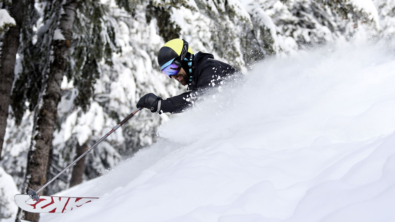 """Ski Magazine"" said Turner Mountain might have ""the best lift-assisted powder skiing in the U.S."""