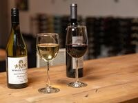 Wine is pictured in this file photo from Distinctive Vines Wine Lounge, a wine bar located in The Cedars of Dallas. In Allen, drinkers spent more than $2.4 million in September.