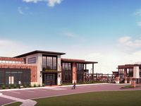 Presidium Berkshire apartments are being built near the Alliance Town Center.
