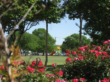 Watson Park is slated for updates via local bond funds and a grant from the state. (Courtesy city of Garland)