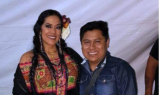 Virgilio Ruiz García (der.), líder d ela banda Tierra Mojada, murió de un balazo./ AGENCIA REFORMA