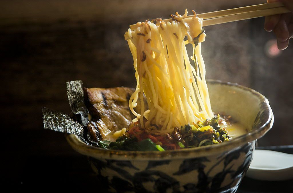 Ten, a ramen shop in West Dallas, is opening a second storefront in Austin Ranch, at a development called The Shacks in The Colony.
