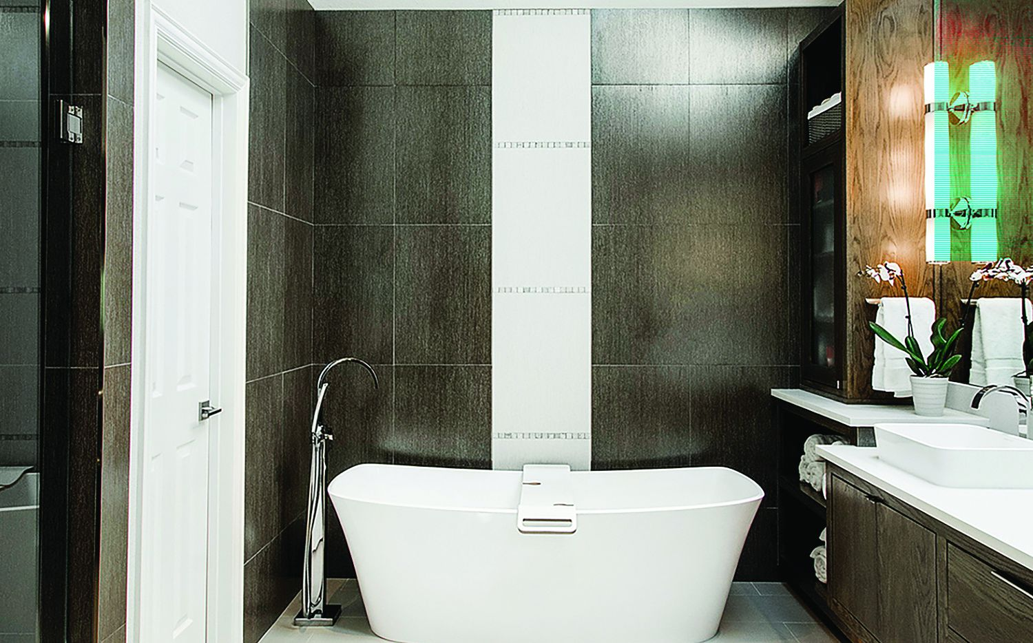 Determining how you will use your bathroom dictates the features you'll want to include.