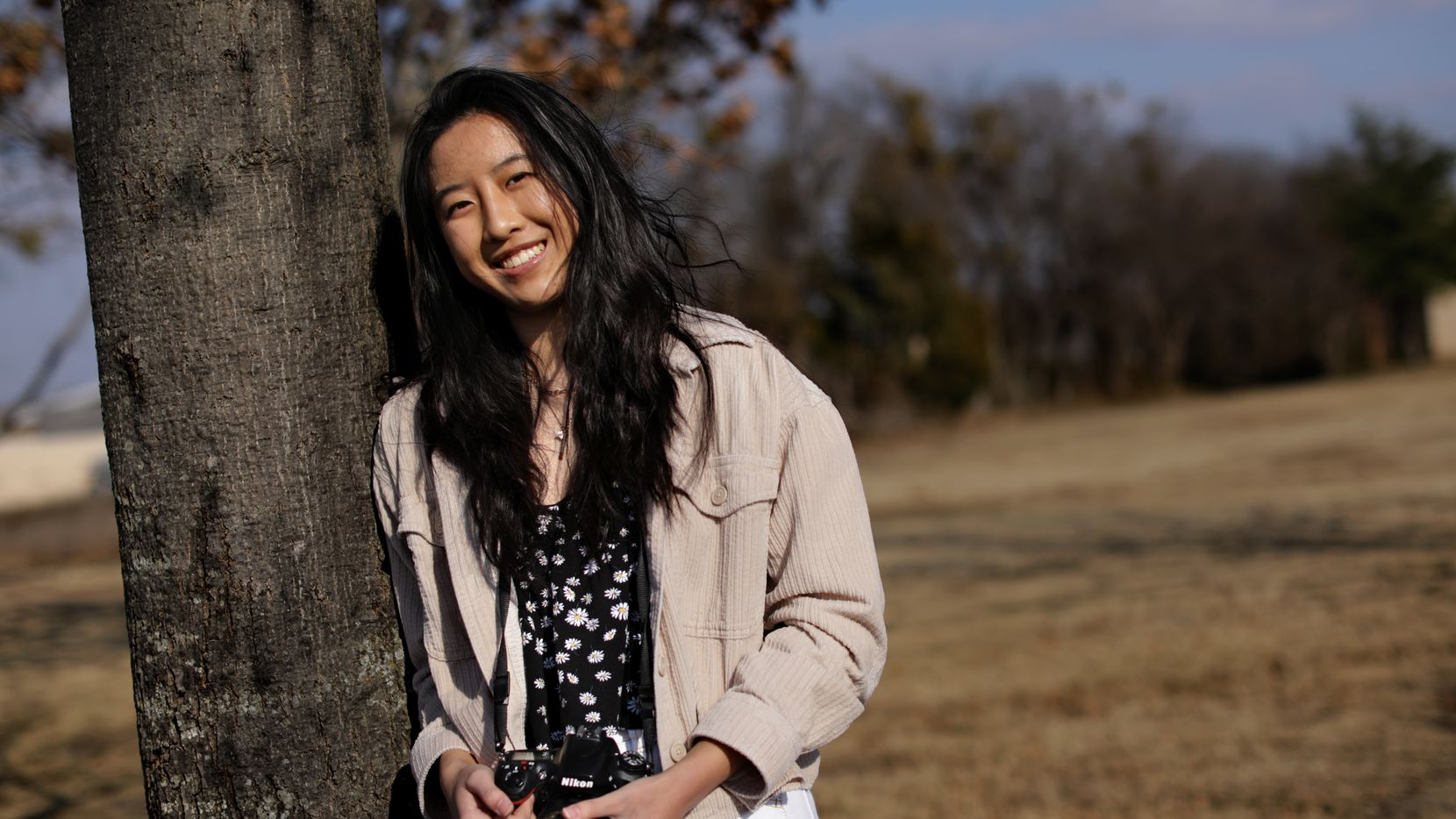 Grace Wang, 17, started her Instagram page so that she could learn about the experiences of others and share them with the world.