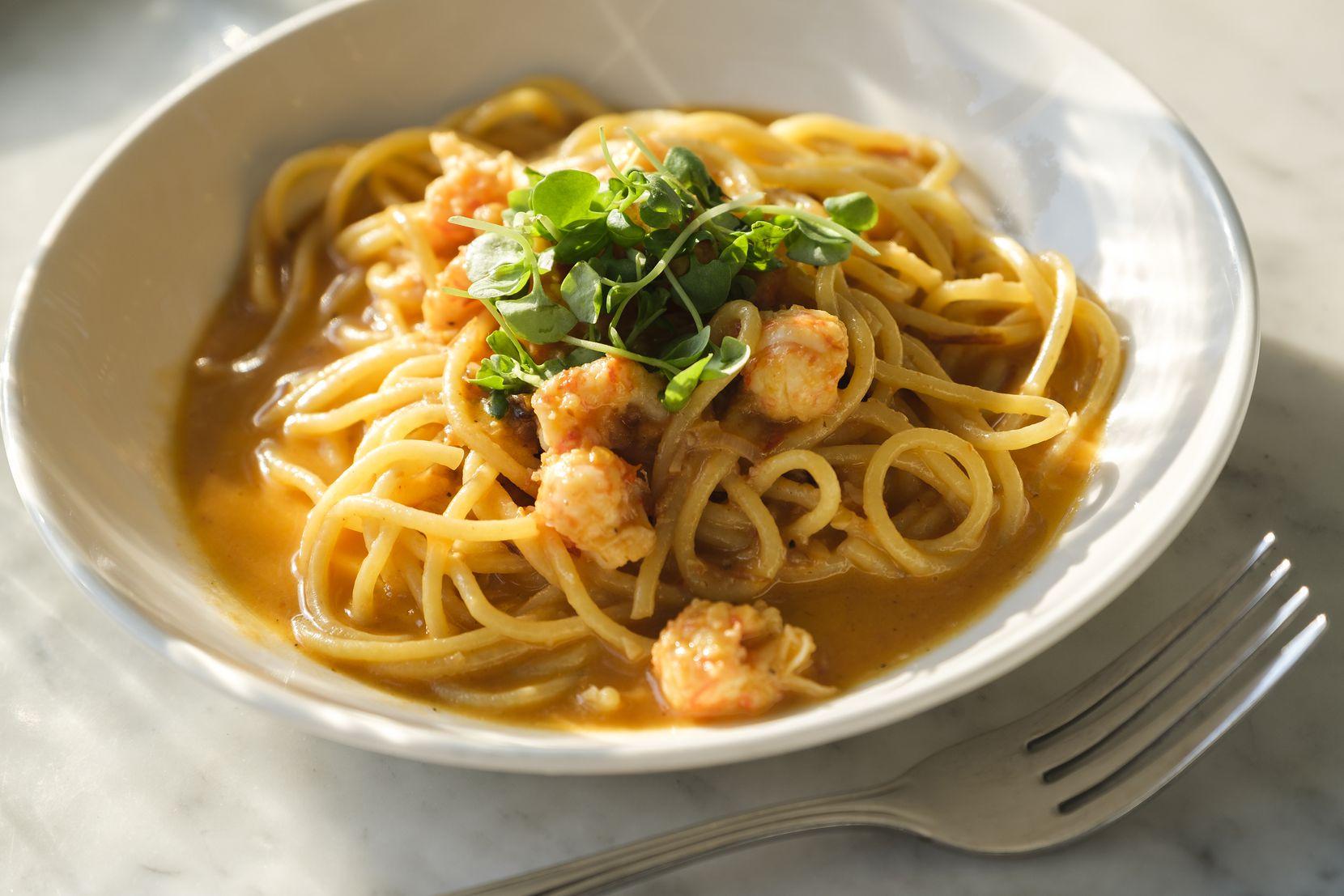 Chef Tim Love's Italian restaurant in Fort Worth, Gemelle, is participating in DFW Restaurant Week.