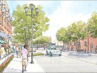 The city of Irving will begin a long-awaited revamp of Irving Boulevard next month.