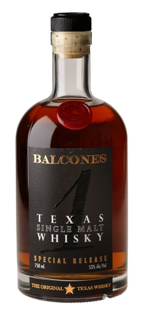 Balcones Texas Single Malt Whisky recently won double gold at the San Francisco World Spirits Competition.