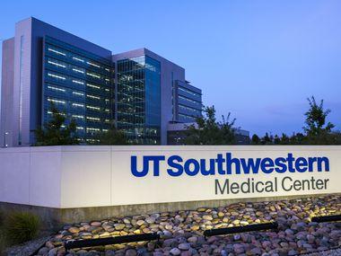 UT Southwestern Medical Center in Dallas.